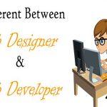 Sự khác nhau giữa thiết kế web và lập trình web