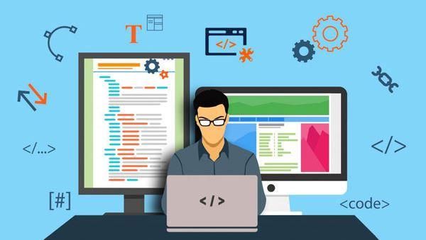Đối với công việc học lập trình bạn phải bắt đầu ngay, tự tìm tòi và học hỏi.