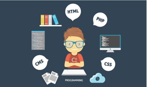 Học ngôn ngữ lập trình.