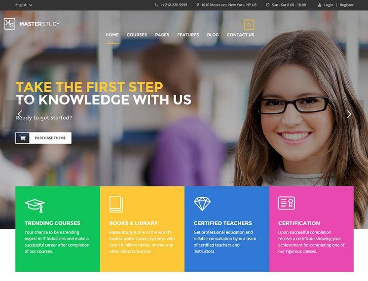 Những lưu ý quan trọng khi thiết kế website giáo dục – trường học