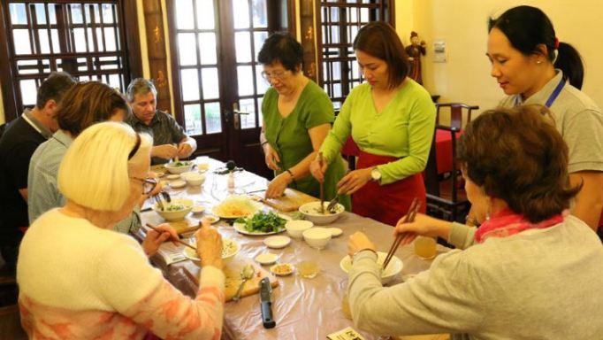 Top 10 trung tâm dạy nấu ăn tốt nhất hiện nay