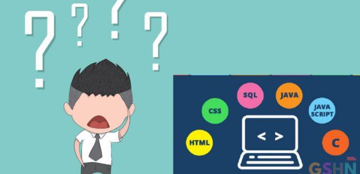 Lập trình là gì? Làm sao để trở thành lập trình viên giỏi