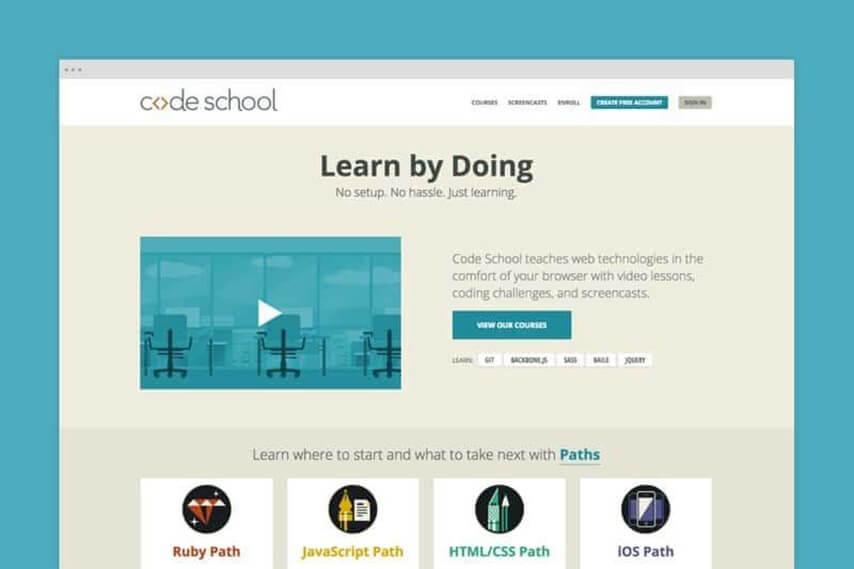 Learn by Doing giúp bạn nắm vững cơ bản về thiết kế website