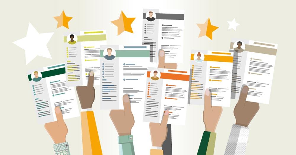 website trường học Thông tin tuyển dụng