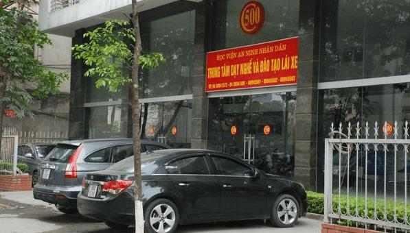 Top 10 trung tâm đào tạo lái xe tốt nhất tại Hà Nội
