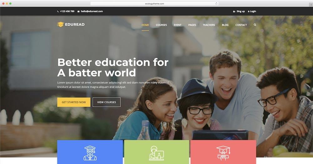 Trang chủwebsite trường học
