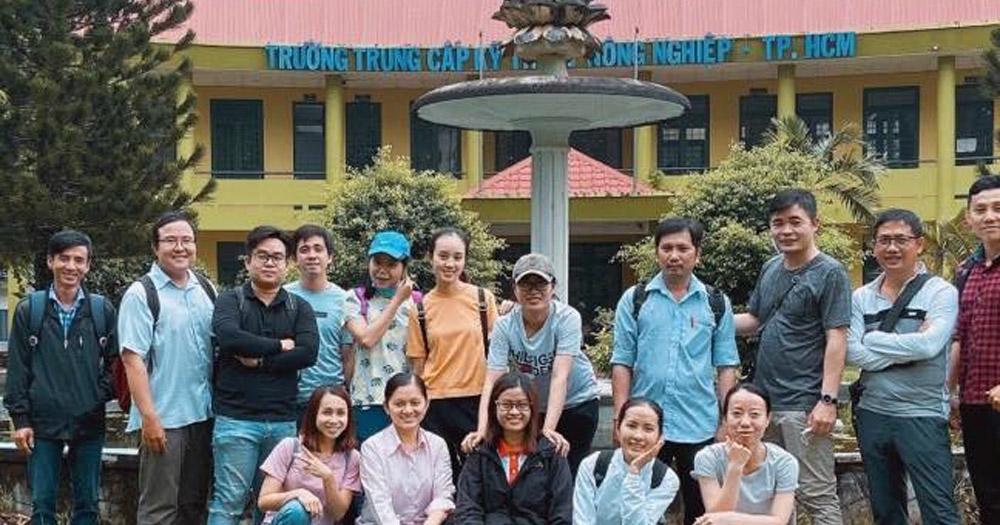 Trường Trung Cấp Kỹ Thuật Nông Nghiệp Thành Phố Hồ Chí Minh