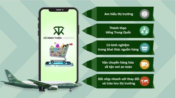 Công ty vận chuyển hàng Quảng Châu về Việt Nam