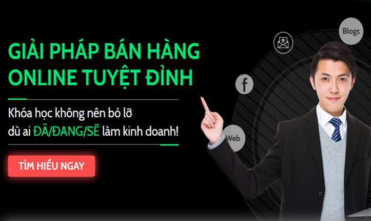 khóa học bán hàng online