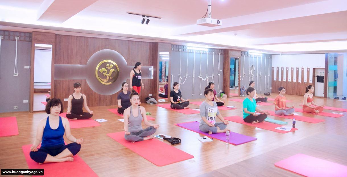 khóa học Yoga