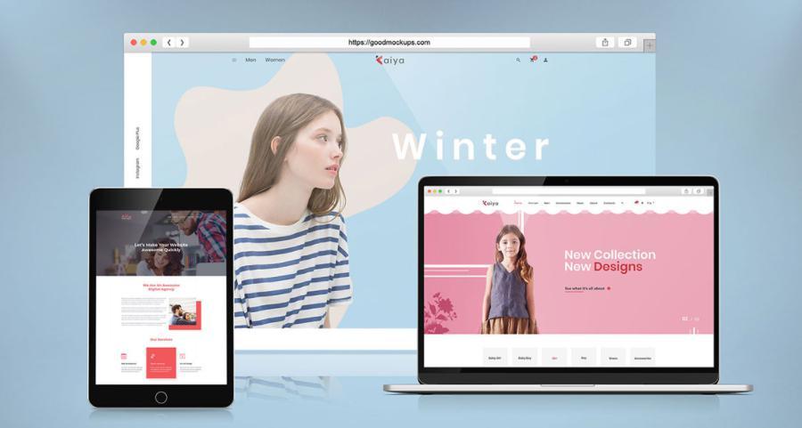 Xác định loại website spa thiết kế