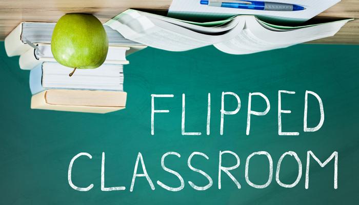 Lớp học theo mô hình Flipped Classroom là gì?