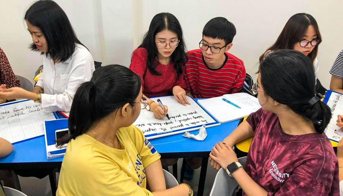 Ứng dụng mô hình Flipped Classroom tại Việt Nam