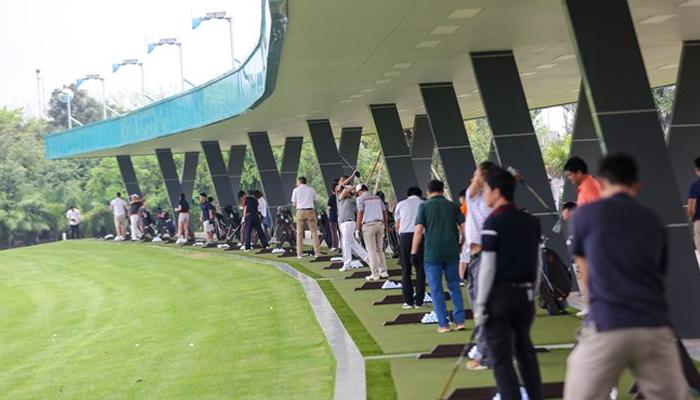 Trung tâm học đánh golf Els Performance Golf Academy (EPGA)