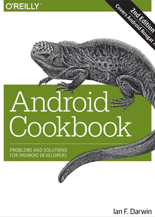 học lập trình với android cookbook