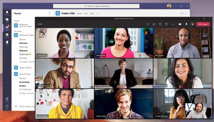 Ứng dụng dạy học video trực tuyến - Skype